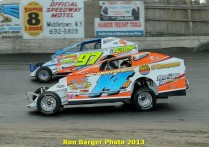 Jeff Heotzler Battles Jerry Higbie at OCFS