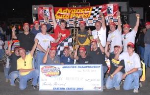 2007 OCFS Eastern States 200 Champions!