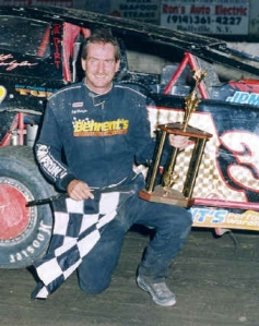 """The Jeffer"" in victory lane at OCFS."