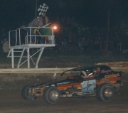 """The Jeffer"" grabs another victory at the Accord Speedway."