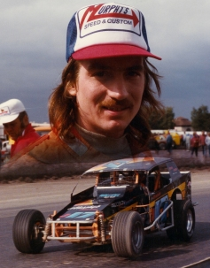 """The Jeffer"" at the Syracuse Mile in his J17."