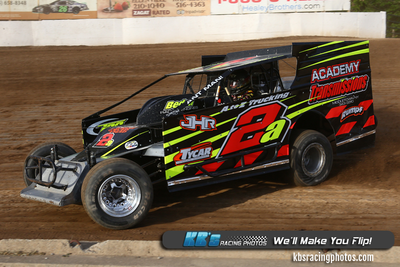 The Jeffer Jeff Heotzler at the Accord Speedway