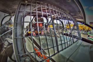 The Jeffer Jeff Heotzler straps in the 14 Teo Pro Car Modifieid