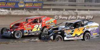 The Jeffer Jeff Heotzler and Bob McGannon do battle at Syracuse